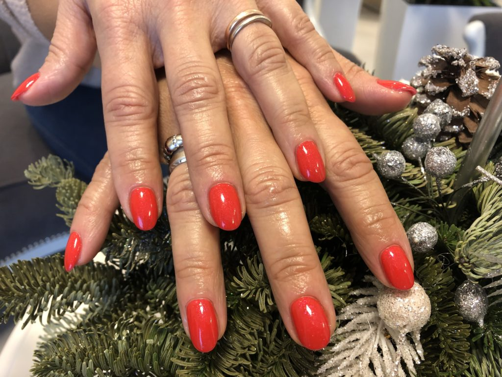 manicure payot