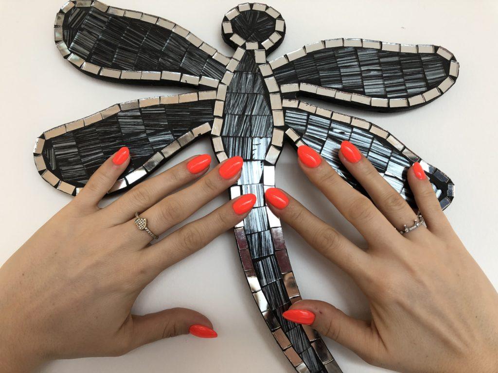 patrycja slusarczyk paznokcie