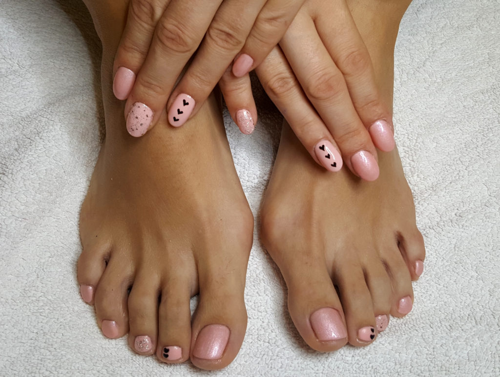 paznokcie manicure payot