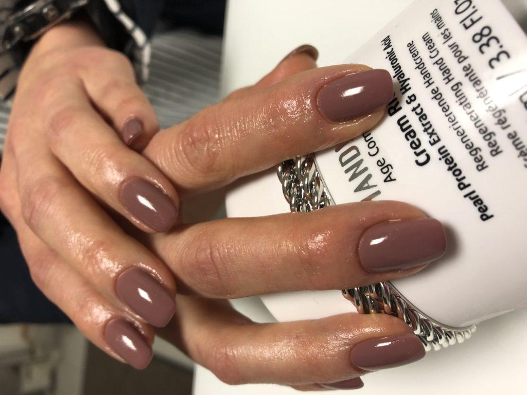 salon payot manicure