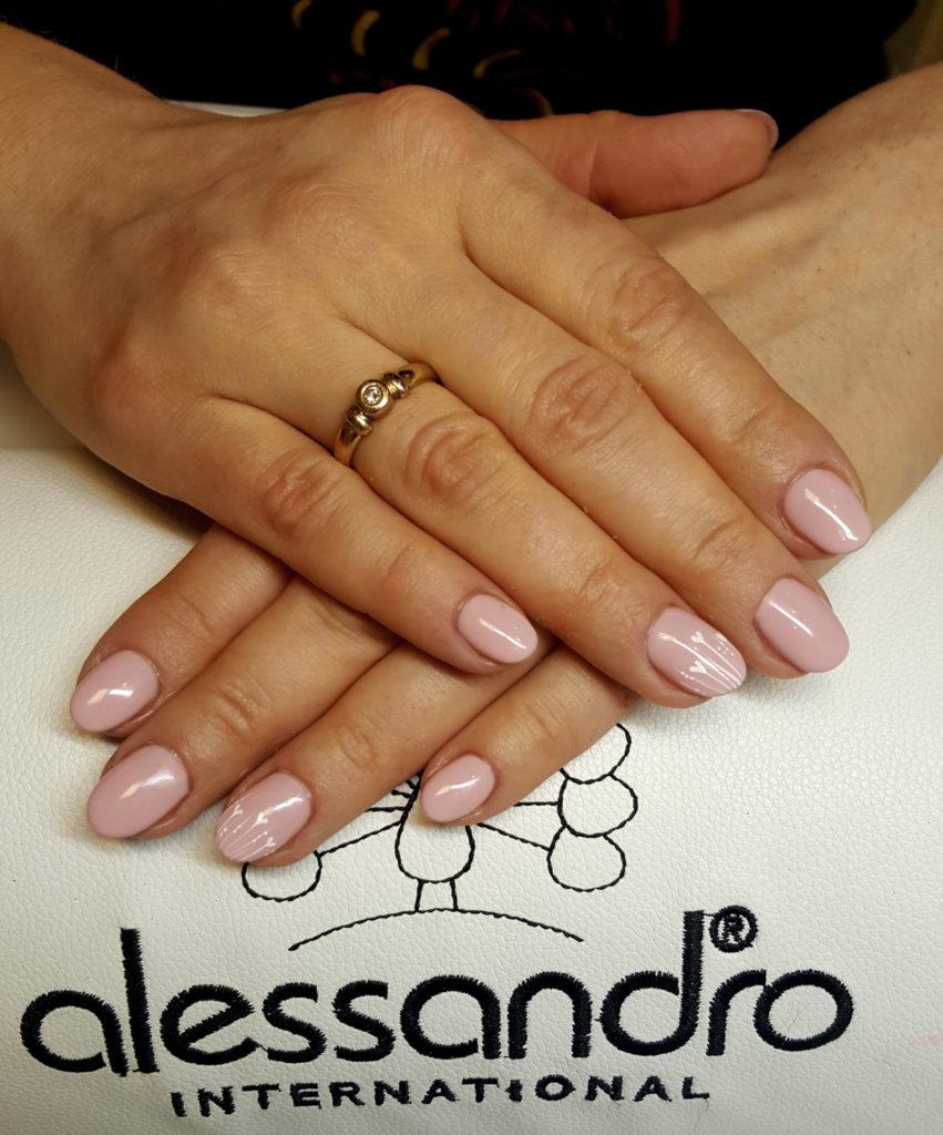 zabiegi manicure salon patrycja slusarczyk